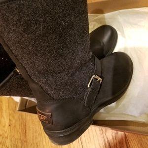 Uggs rain boots